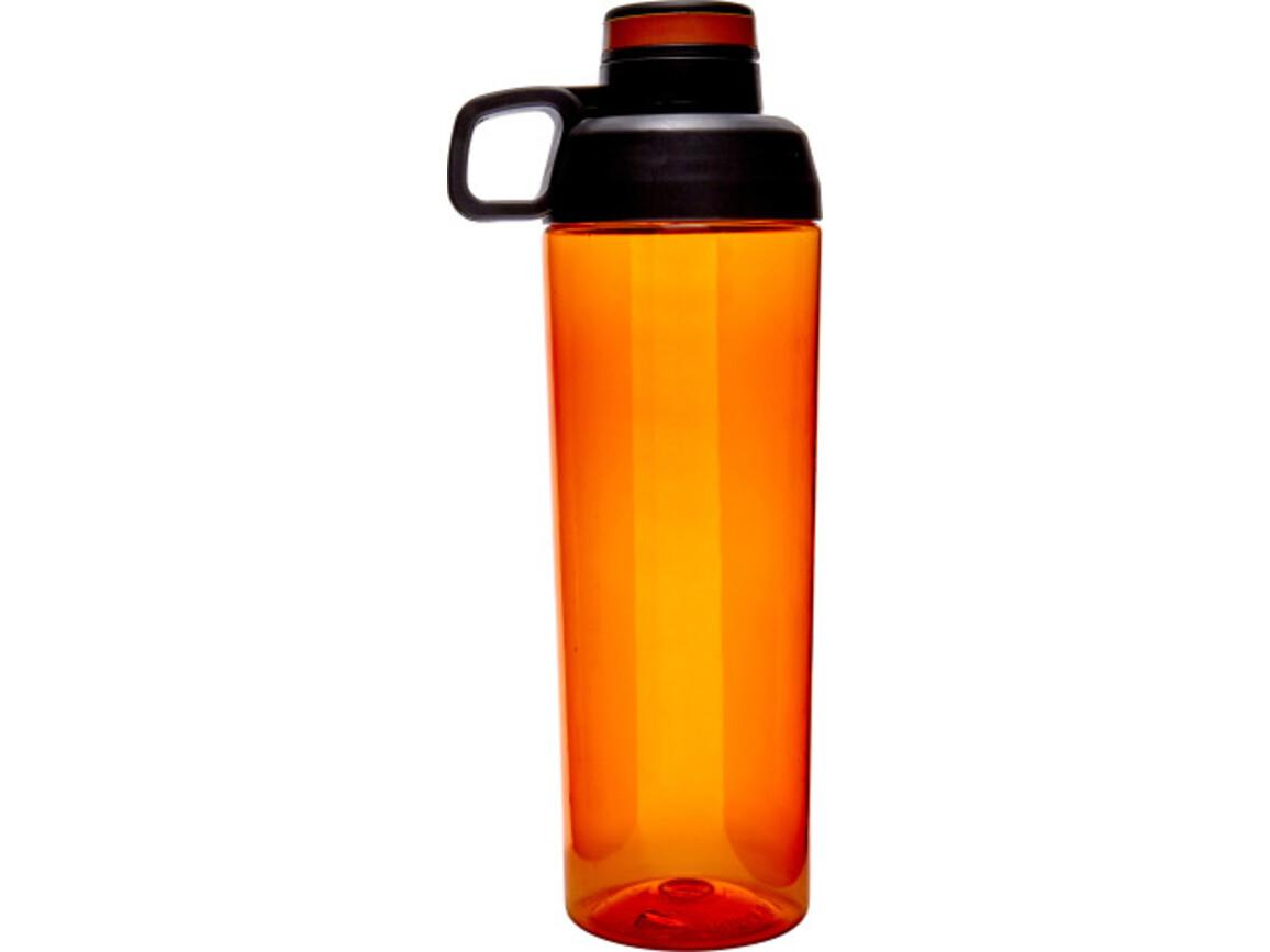 Trinkflasche 'Auston' aus Tritan – Orange bedrucken, Art.-Nr. 007999999_7825