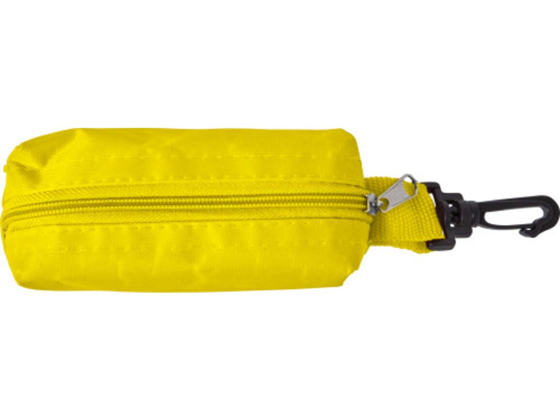 Buntstifte-Set 'Jotta' – Gelb bedrucken, Art.-Nr. 006999999_7843