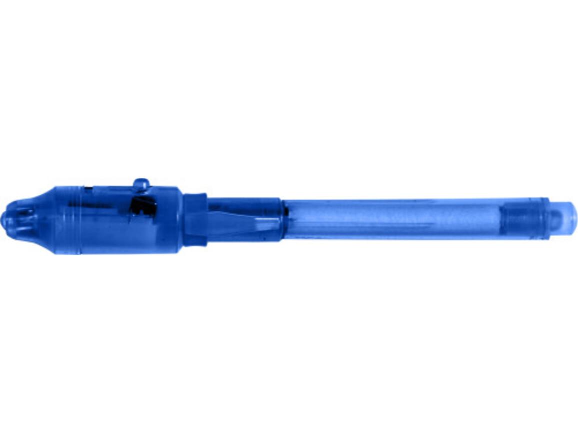 Filzstift 'Magic' aus Kunststoff – Blau bedrucken, Art.-Nr. 005999999_7862