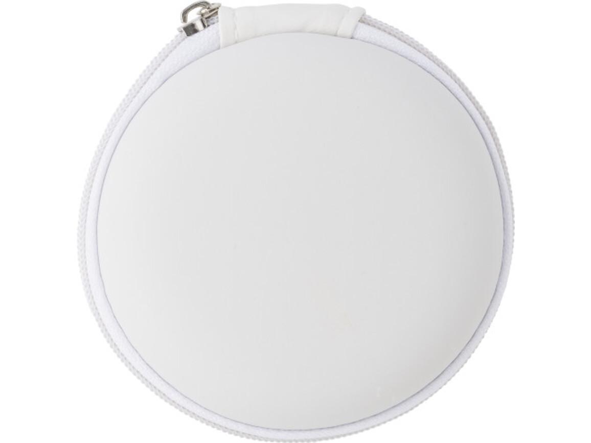 BT/Wireless Kopfhörer 'Tapir' aus Kunststoff – Weiß bedrucken, Art.-Nr. 002999999_7890