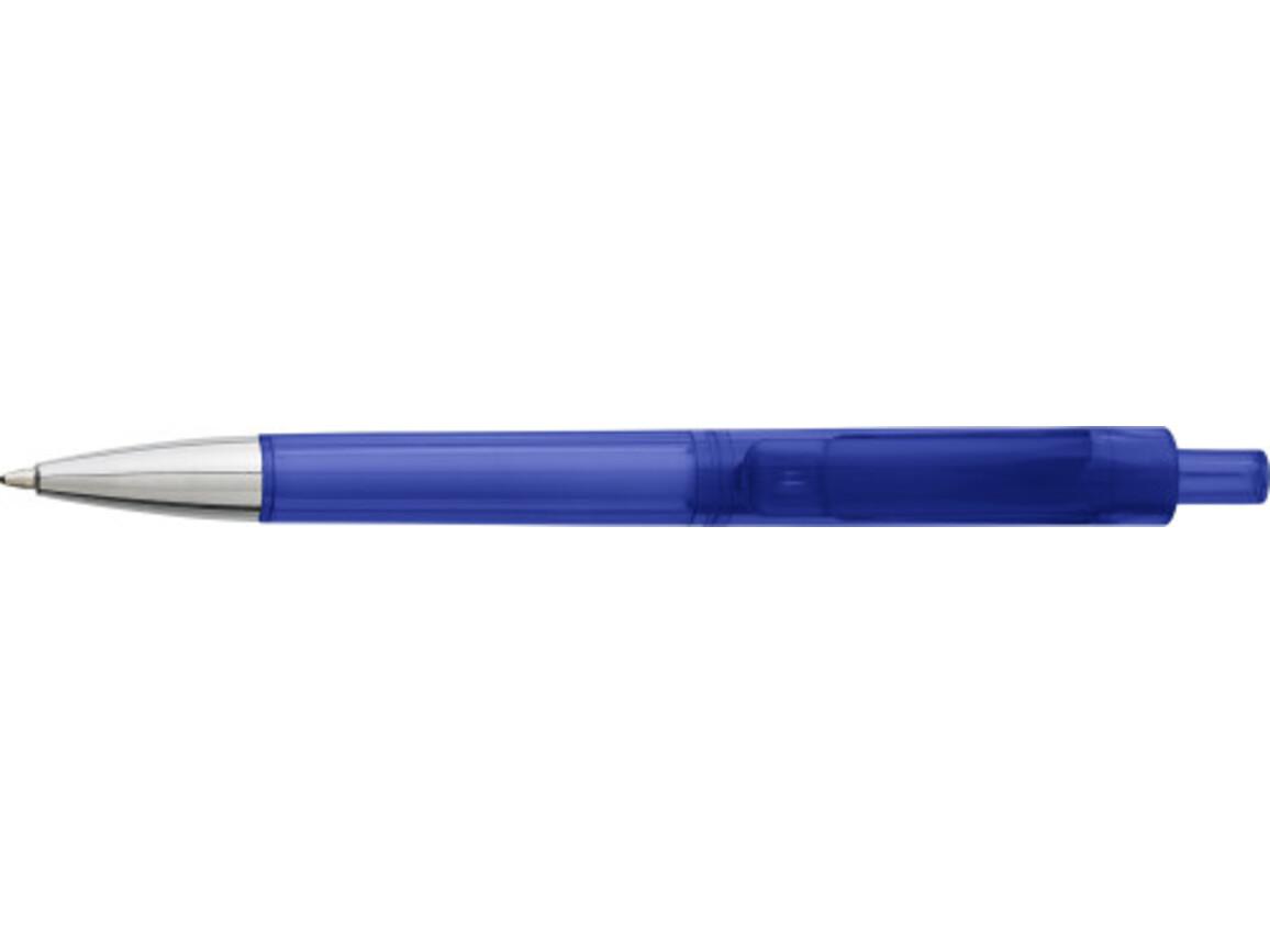 Kugelschreiber 'Fresh' aus Kunststoff – Blau bedrucken, Art.-Nr. 005999999_7985