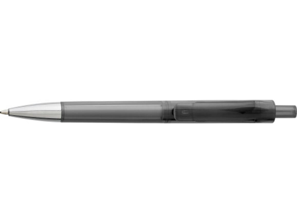 Kugelschreiber 'Fresh' aus Kunststoff – Schwarz bedrucken, Art.-Nr. 001999999_7985