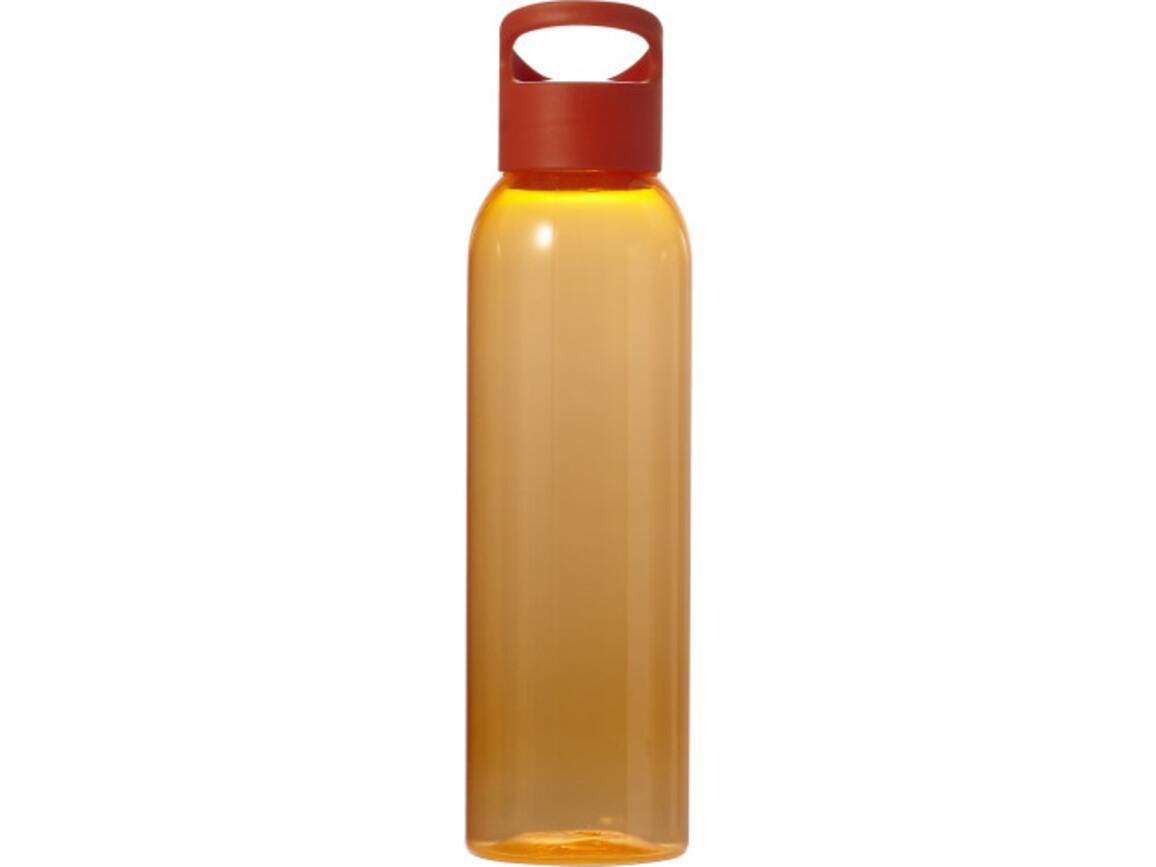 Wasserflasche 'Kapstadt' aus Kunststoff – Orange bedrucken, Art.-Nr. 007999999_8183