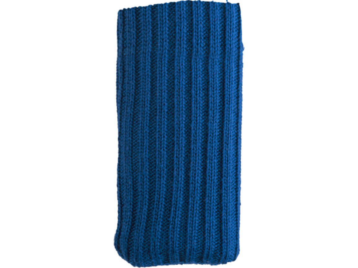 Elektrischer Handwärmer Powerbank 'Sölden' – Blau bedrucken, Art.-Nr. 005999999_8211