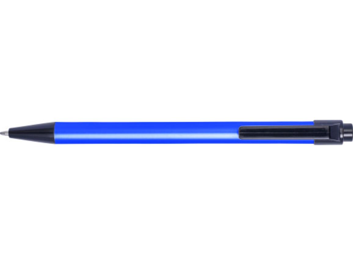 Kugelschreiber 'Spiekeroog' aus Aluminium mit Touchfunktion – Blau bedrucken, Art.-Nr. 005999999_8463