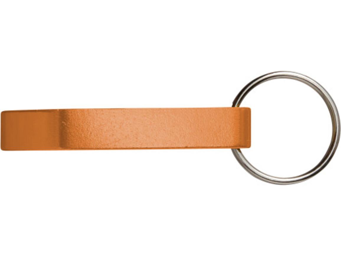 Kapselheber 'Basic' aus Aluminium – Orange bedrucken, Art.-Nr. 007999999_8517