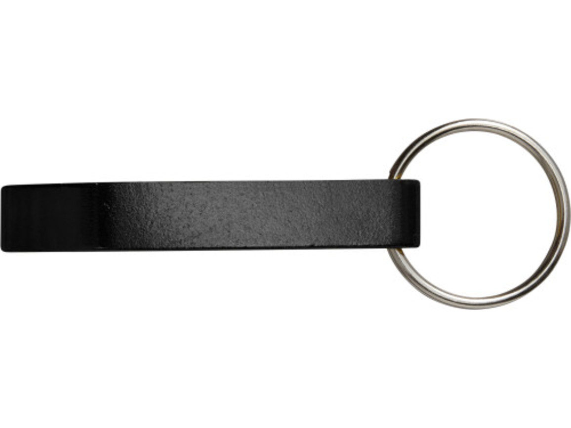 Kapselheber 'Basic' aus Aluminium – Schwarz bedrucken, Art.-Nr. 001999999_8517