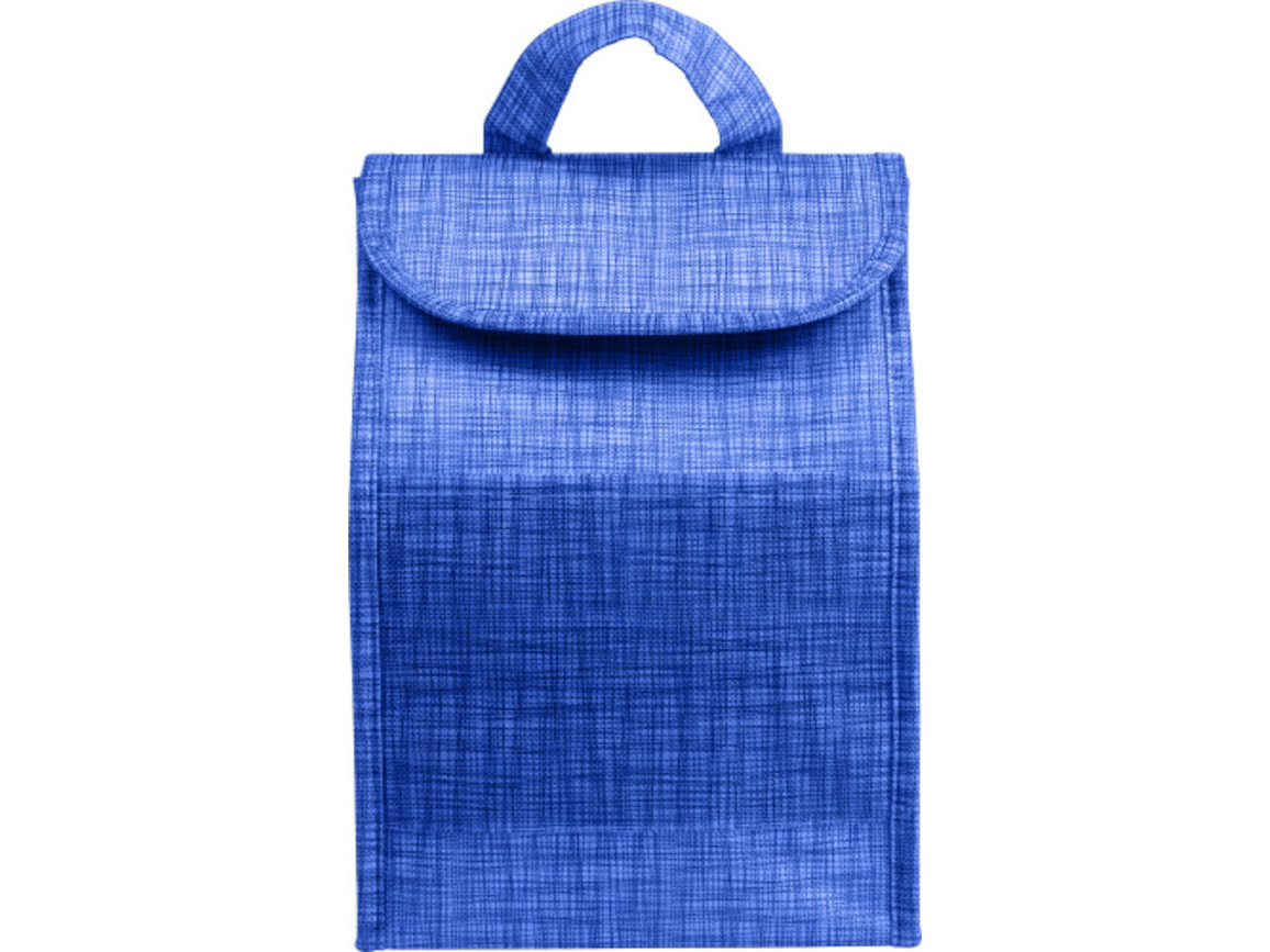 Tasche 'Bag' aus Non-Woven mit Kühlfunktion – Blau bedrucken, Art.-Nr. 005999999_8572