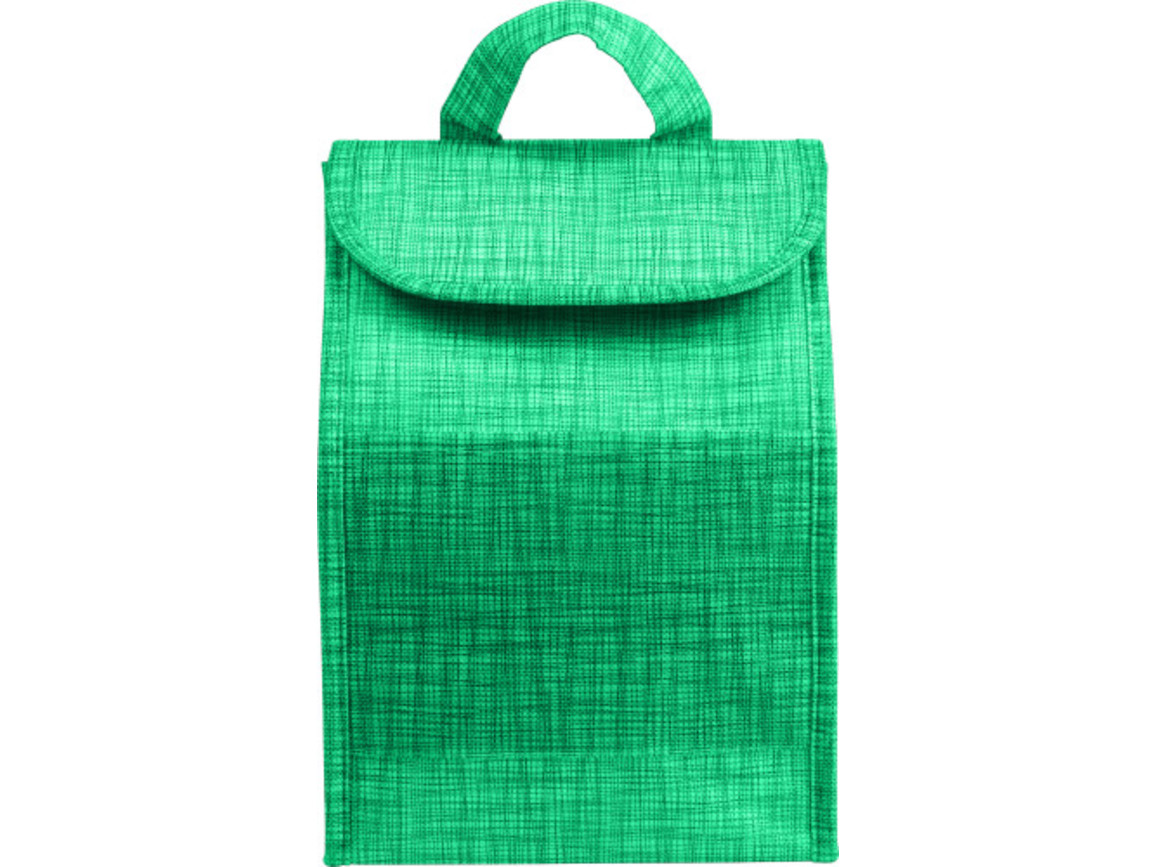 Tasche 'Bag' aus Non-Woven mit Kühlfunktion – Grün bedrucken, Art.-Nr. 004999999_8572
