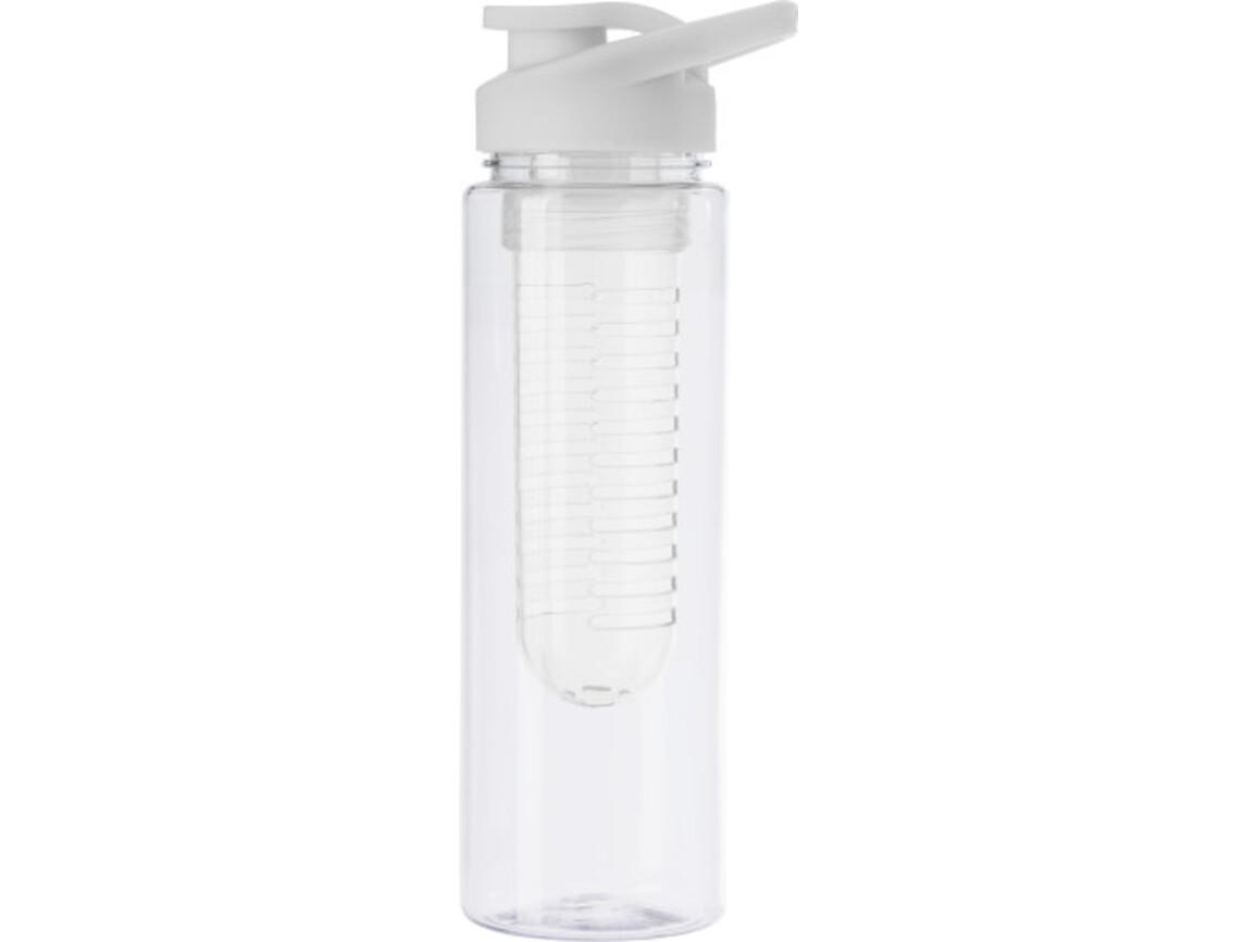 Trinkflasche 'Boston' (700 ml) aus Tritan – Weiß bedrucken, Art.-Nr. 002999999_8697