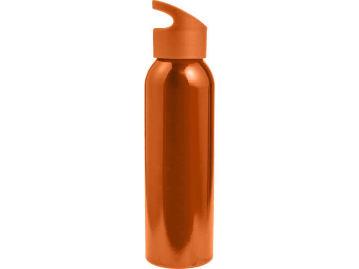 Trinkflasche 'Windhoek' aus Aluminium (650 ml) – Orange bedrucken, Art.-Nr. 007999999_8850