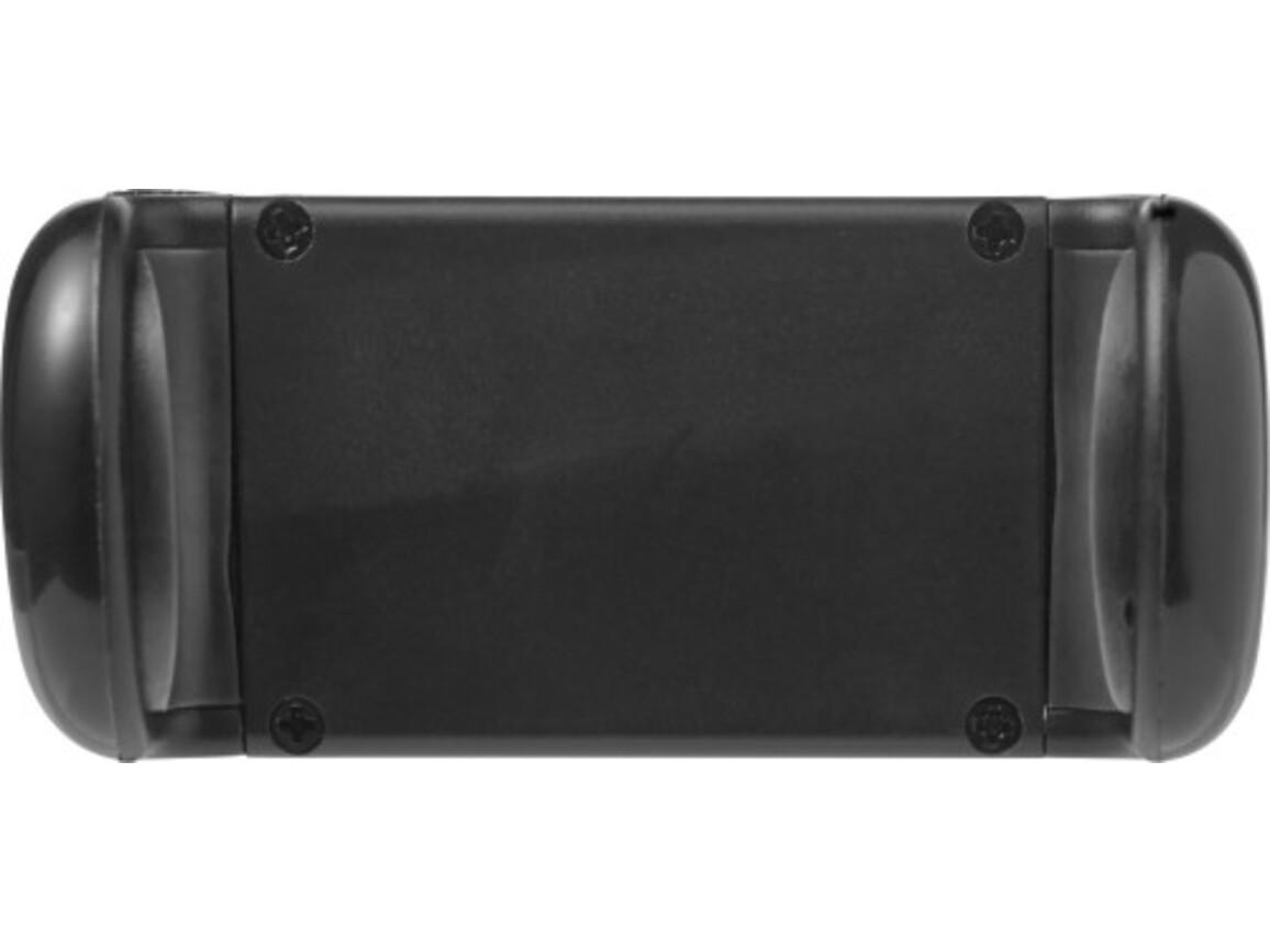 KFZ Handyhalterung 'Connect' aus Kunststoff – Schwarz bedrucken, Art.-Nr. 001999999_8969
