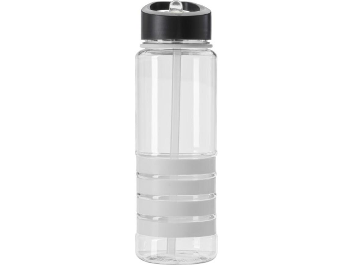 Trinkflasche 'Grip' aus Tritan (700 ml) – Weiß bedrucken, Art.-Nr. 002999999_8971