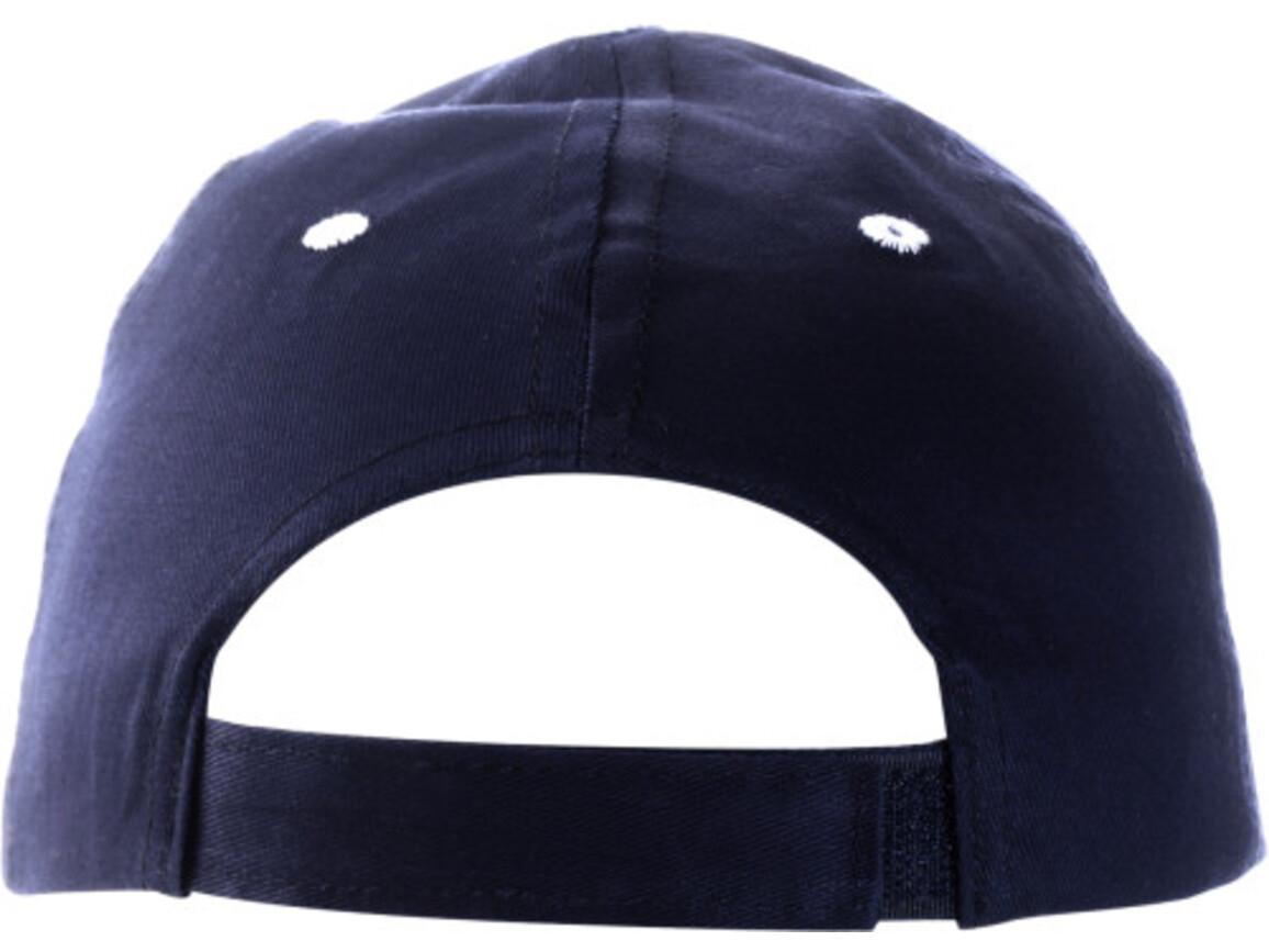 Baseball-Cap 'Chicago' aus Baumwolle – Blau bedrucken, Art.-Nr. 005999999_9120