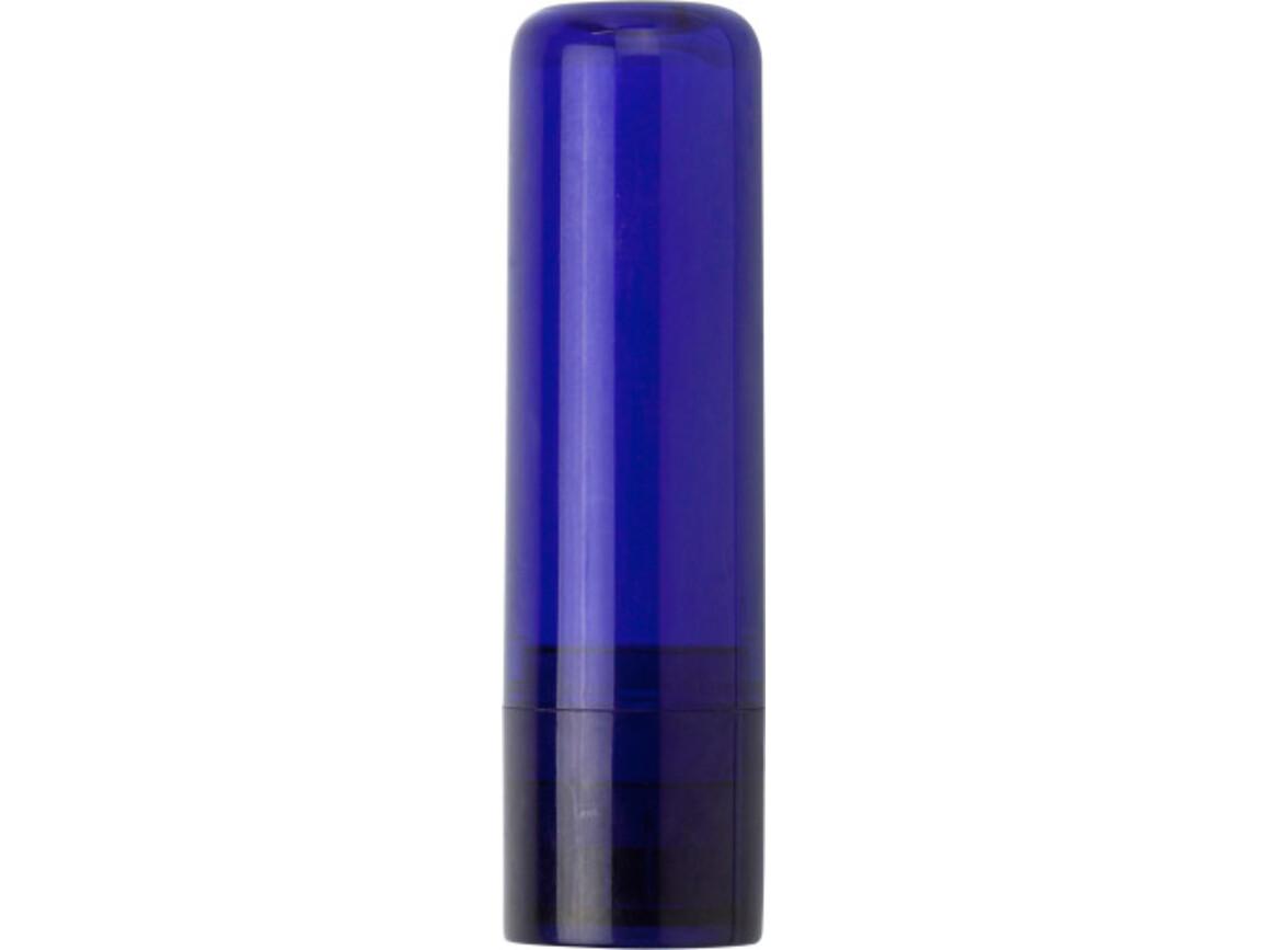 Lippenbalsam 'Basic' mit Lichtschutzfaktor 15 – Blau bedrucken, Art.-Nr. 005999999_9534