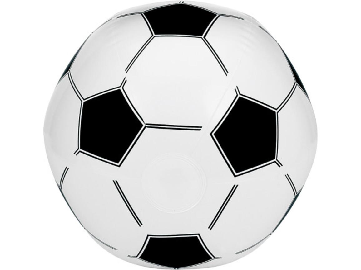 Aufblasbarer Wasserball 'Champion' aus PVC – Weiß bedrucken, Art.-Nr. 002999999_9655
