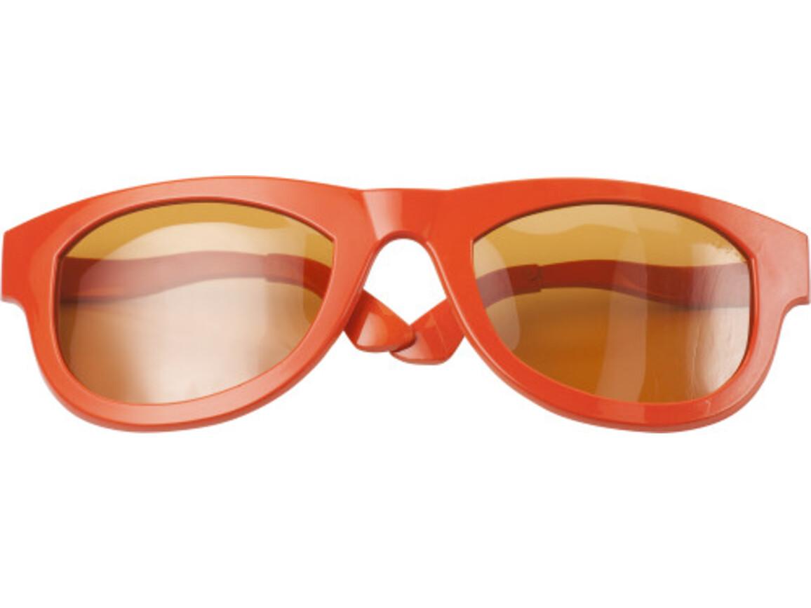 Sonnenbrille – Orange bedrucken, Art.-Nr. 007999999_9680