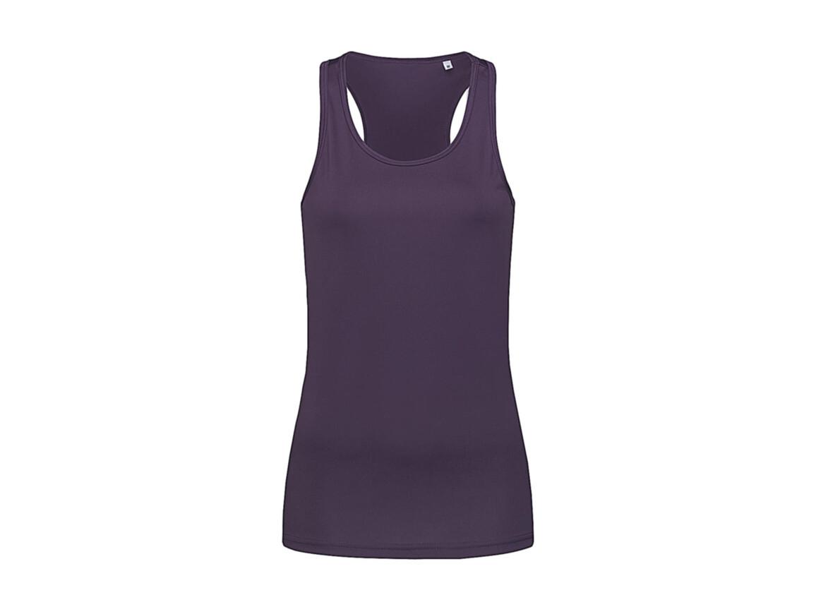 Stedman Active Sports Top Women, Deep Berry, XL bedrucken, Art.-Nr. 009054296