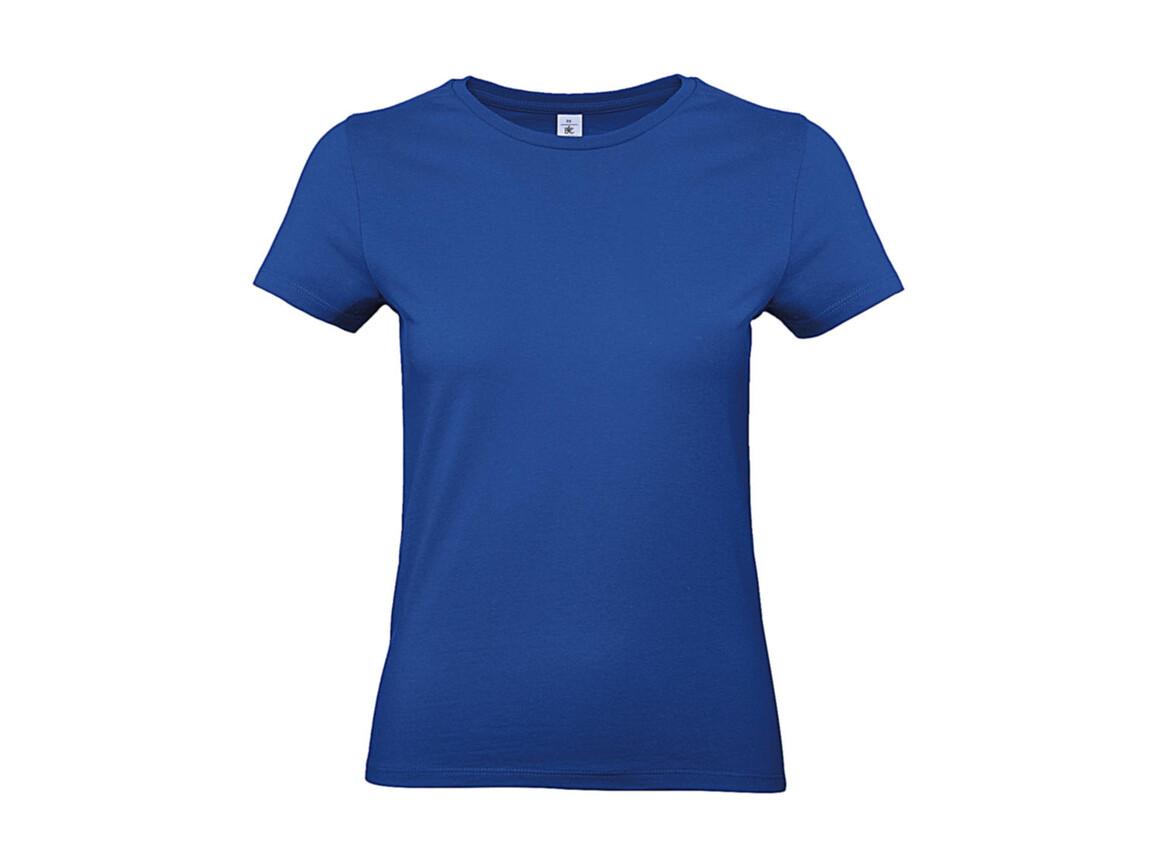 B & C #E190 /women T-Shirt, Royal Blue, L bedrucken, Art.-Nr. 020423005