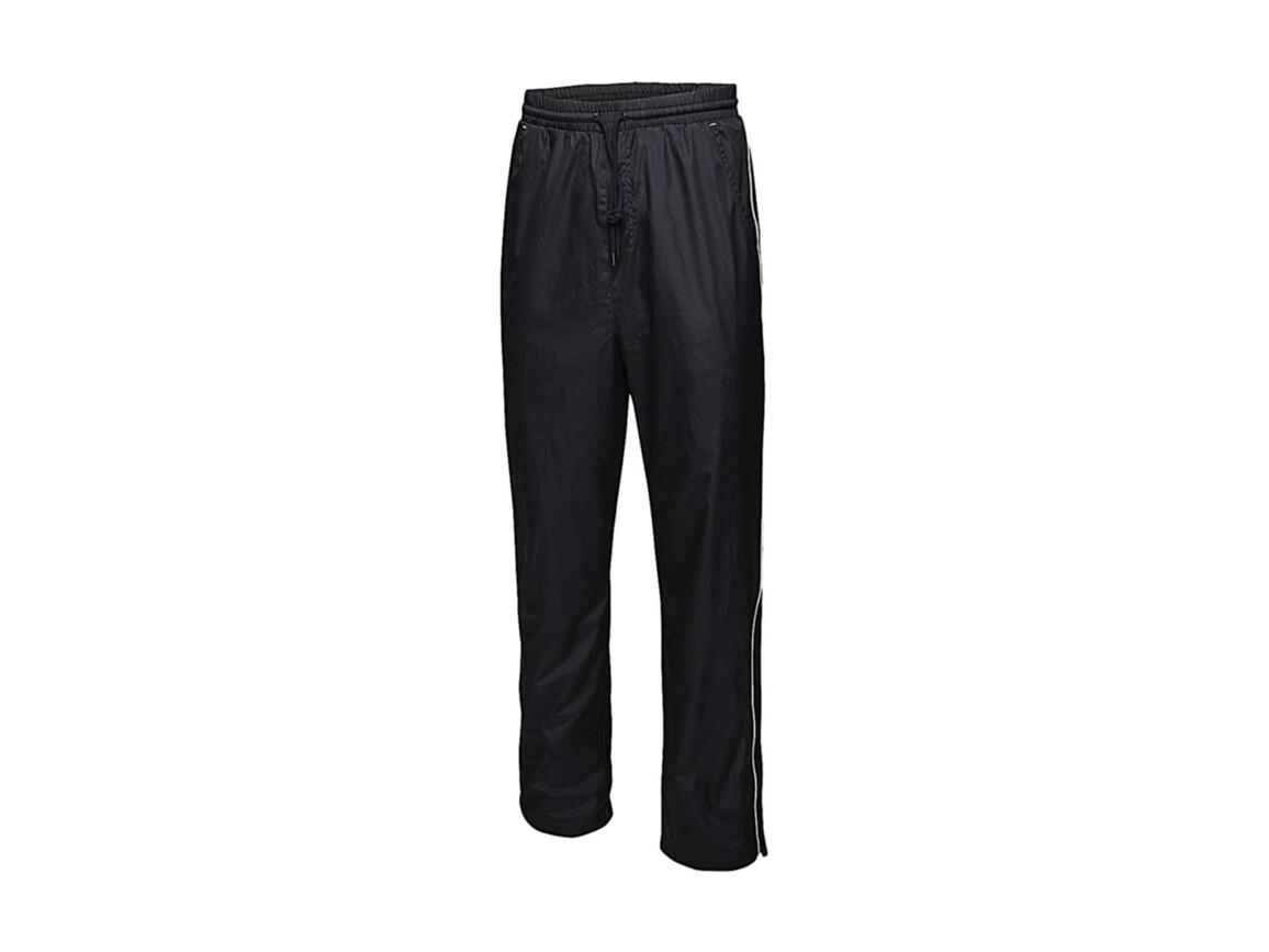 Regatta Athens Tracksuit Trousers, Navy/White, XL bedrucken, Art.-Nr. 056172536