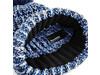 Beechfield Twist-Knit Pom Pom Beanie, Oatmeal Twist, One Size bedrucken, Art.-Nr. 059697040