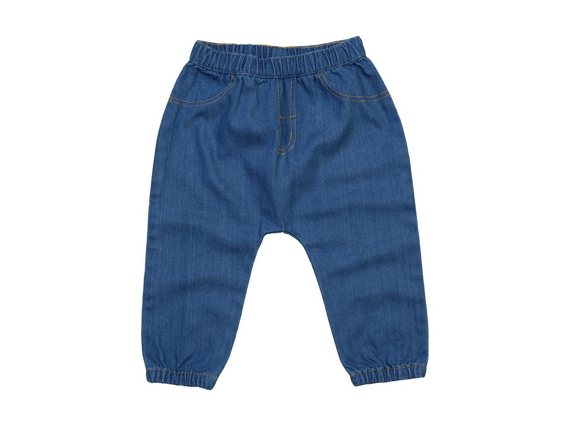 BabyBugz Baby Rocks Denim Trousers, Denim Blue, 3-6 bedrucken, Art.-Nr. 066473082