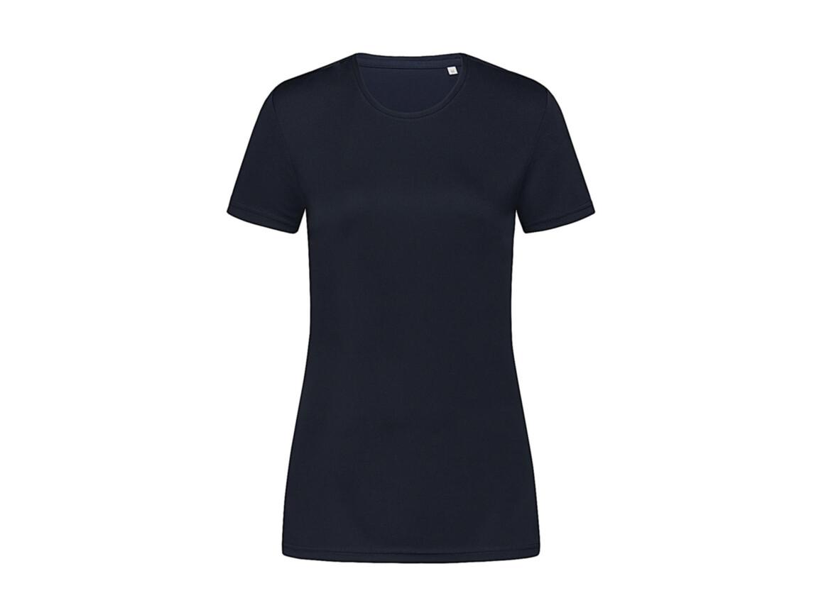 Stedman Active Sports-T Women, Blue Midnight, M bedrucken, Art.-Nr. 076052034