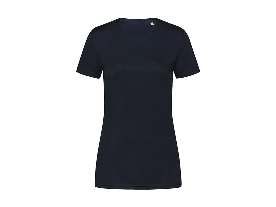 Stedman Active Sports-T Women, Blue Midnight, S bedrucken, Art.-Nr. 076052033