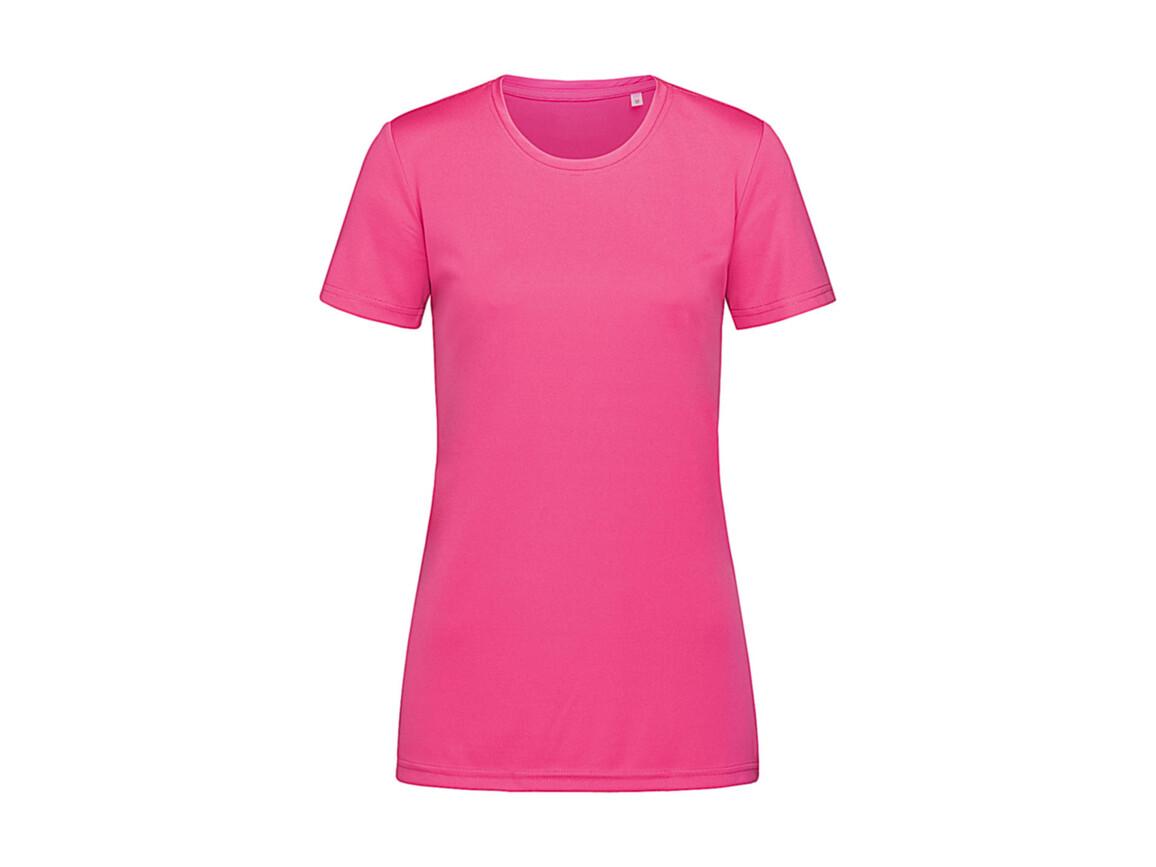 Stedman Active Sports-T Women, Sweet Pink, L bedrucken, Art.-Nr. 076054245