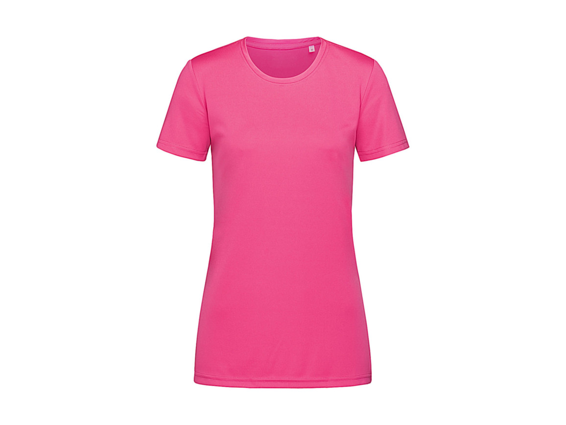 Stedman Active Sports-T Women, Sweet Pink, M bedrucken, Art.-Nr. 076054244