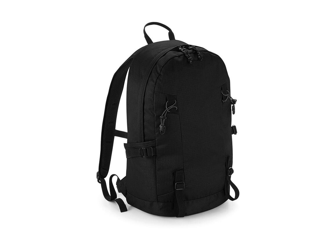 Quadra Everyday Outdoor 20L Backpack, Black, One Size bedrucken, Art.-Nr. 076301010