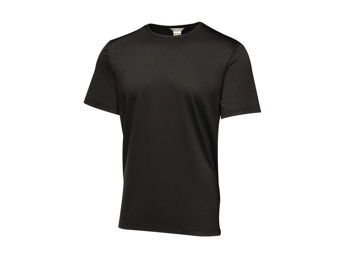 Regatta Torino T-Shirt, Black, S bedrucken, Art.-Nr. 078171013