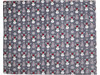 Decke 'Cuddle' aus 100% Polyester und Flanell – Grau bedrucken, Art.-Nr. 003999999_8530