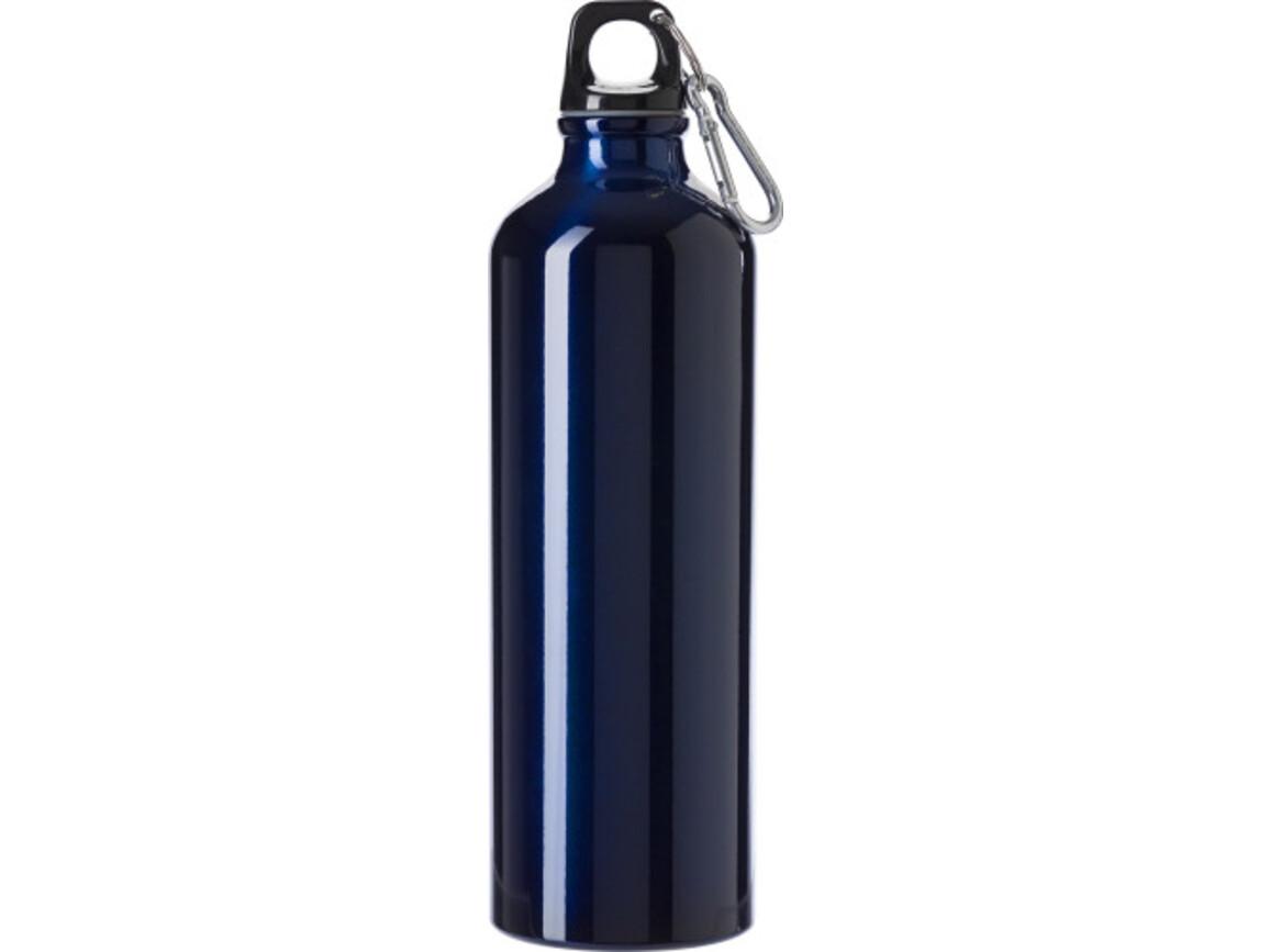 Trinkflasche 'Göteborg' (750 ml) aus Aluminium – Blau bedrucken, Art.-Nr. 005999999_8695