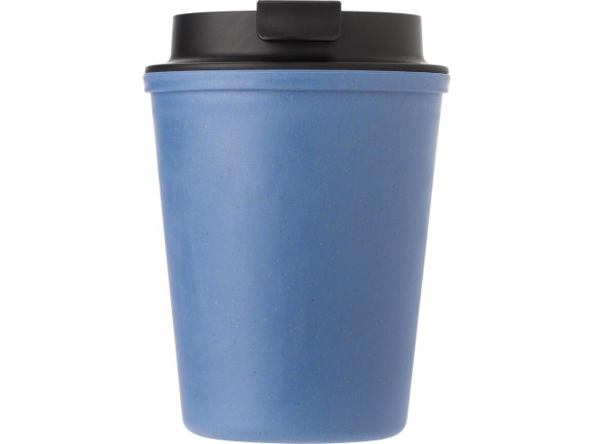 Trinkbecher 'Columbia' aus Kunststoff (350 ml) – Blau bedrucken, Art.-Nr. 005999999_8728