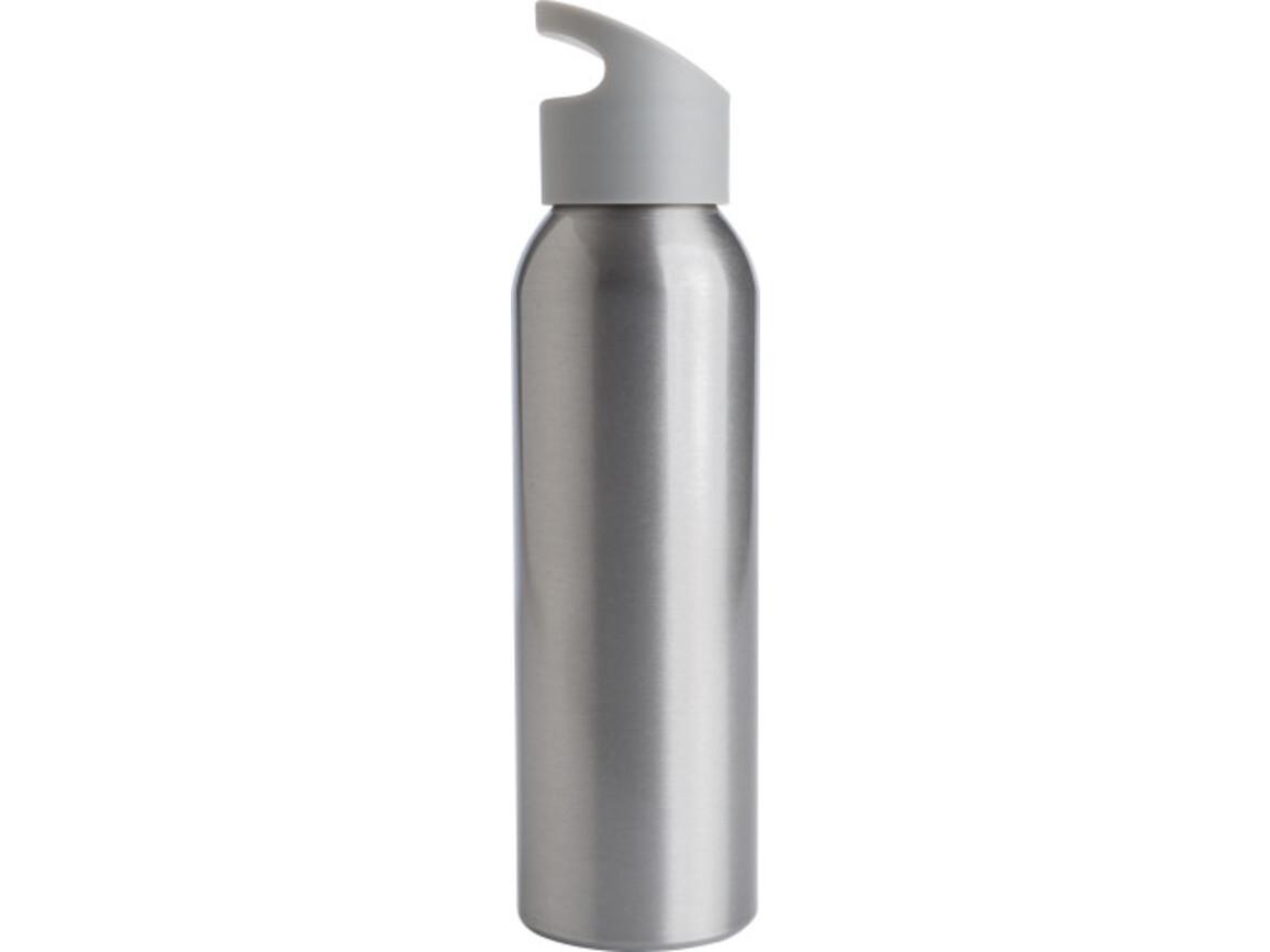 Trinkflasche 'Windhoek' aus Aluminium (650 ml) – Grau bedrucken, Art.-Nr. 003999999_8850
