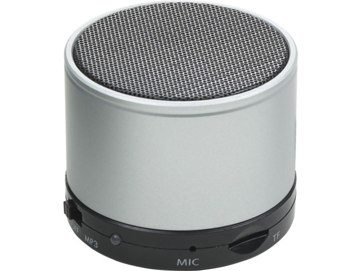 Wireless Lautsprecher 'Emotion' aus Metall – Orange bedrucken, Art.-Nr. 007999999_8459
