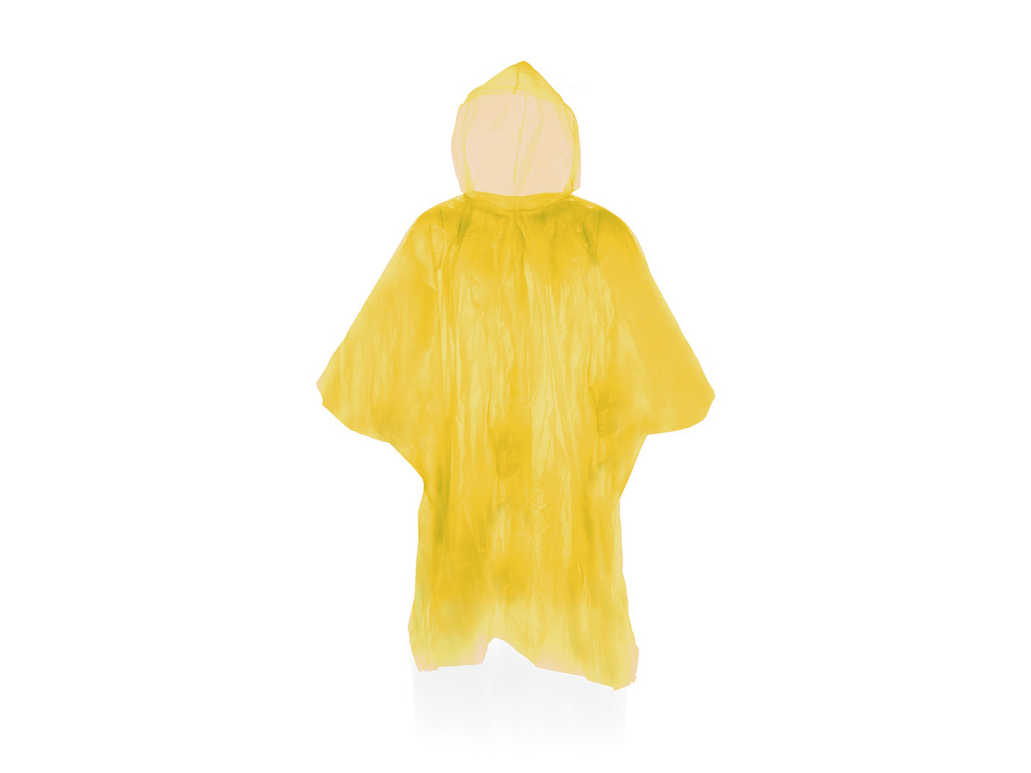 Remo - Poncho - YELLOW bedrucken, Art.-Nr. 3503AMAS/T