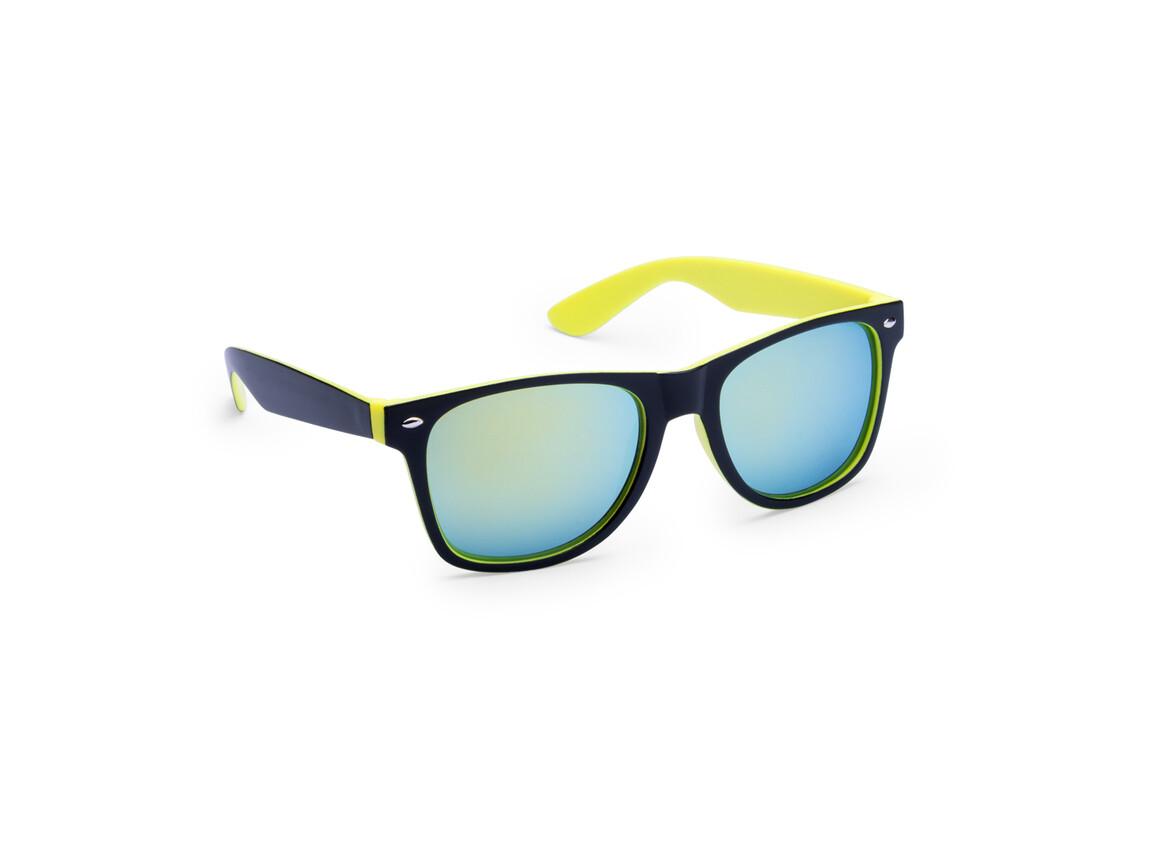 Gredel - Sonnenbrille - YELLOW bedrucken, Art.-Nr. 4799AMAS/T
