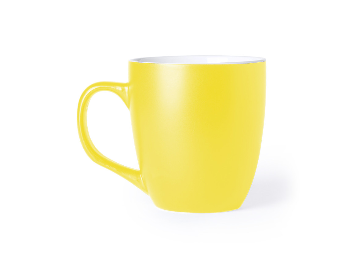 Mabery - Tasse - YELLOW bedrucken, Art.-Nr. 5686AMAS/T