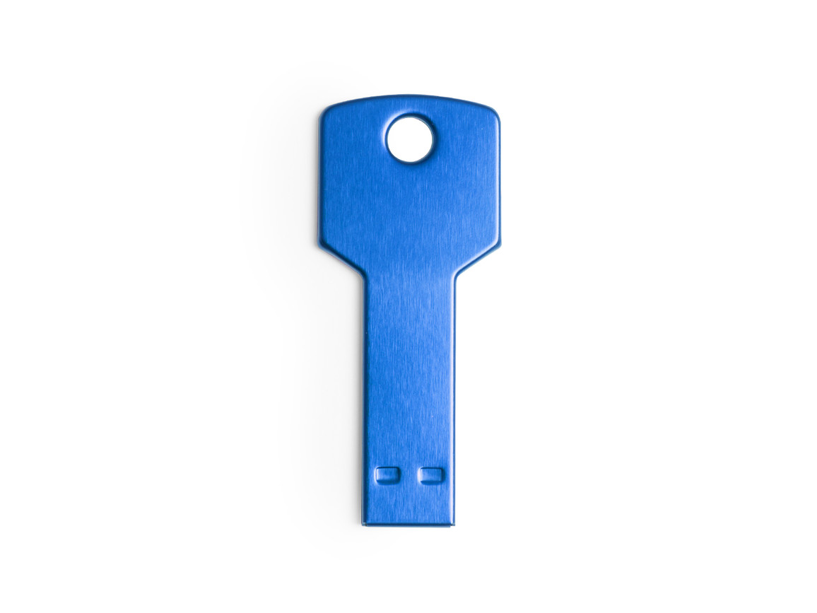 Fixing 16GB - USB Speicher - BLUE bedrucken, Art.-Nr. 5846 16GBAZULS/T