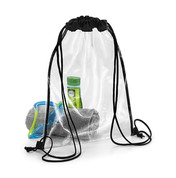 Bag Base Clear Gymsac bedrucken, Art.-Nr. 09229