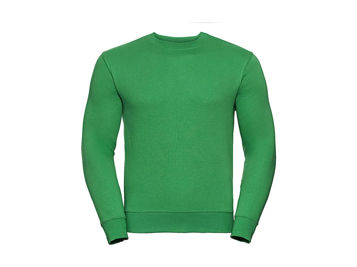 Russell Europe Authentic Set-In Sweatshirt, Apple, 2XL bedrucken, Art.-Nr. 216005227