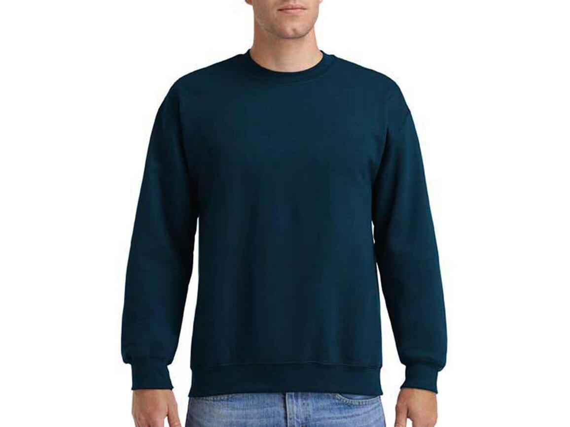 Gildan Heavy Blend Adult Crewneck Sweat, Legion Blue, L bedrucken, Art.-Nr. 238092095