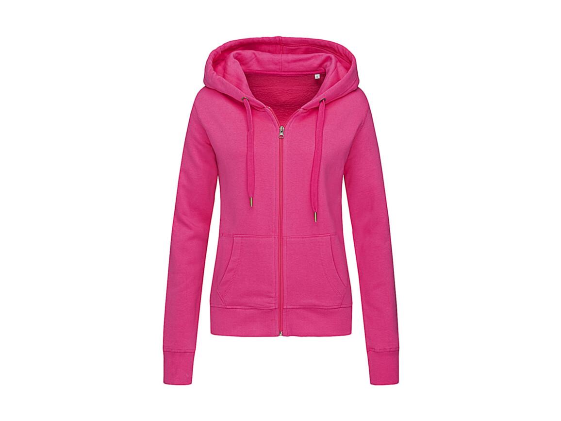 Stedman Active Sweatjacket Women, Sweet Pink, XL bedrucken, Art.-Nr. 283054246