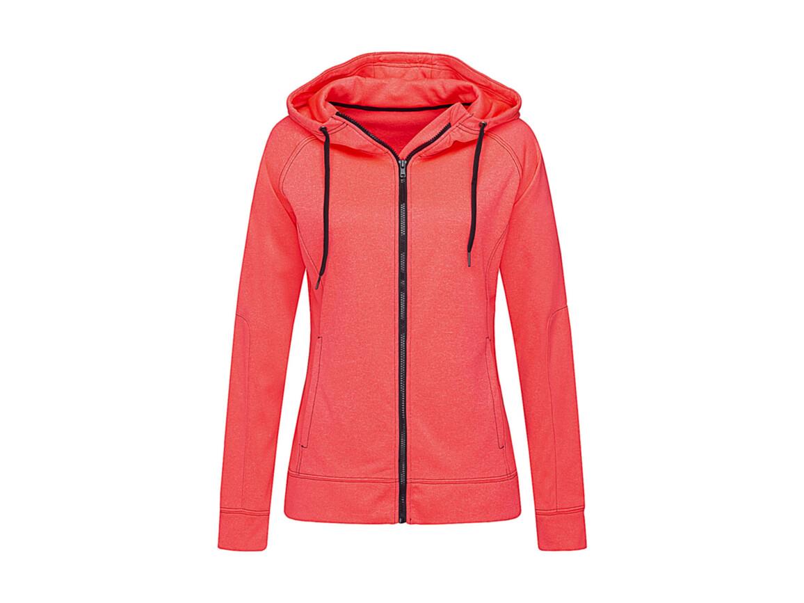 Stedman Active Performance Jacket Women, Coral, L bedrucken, Art.-Nr. 401054385