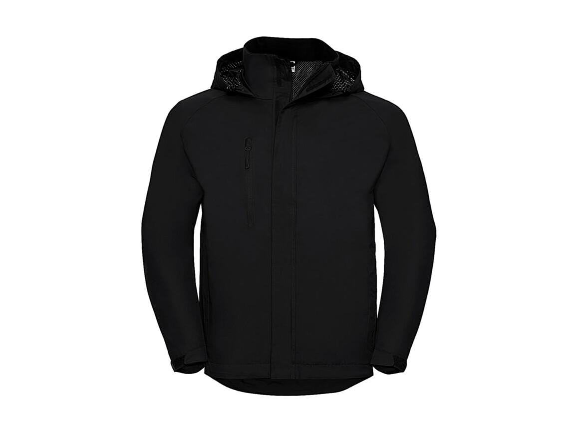 Russell Europe HydraPlus 2000 Jacket, Black, XL bedrucken, Art.-Nr. 410001016