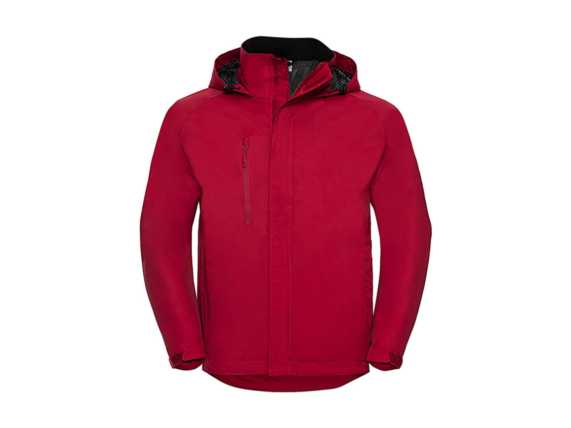 Russell Europe HydraPlus 2000 Jacket, Classic Red, 4XL bedrucken, Art.-Nr. 410004019