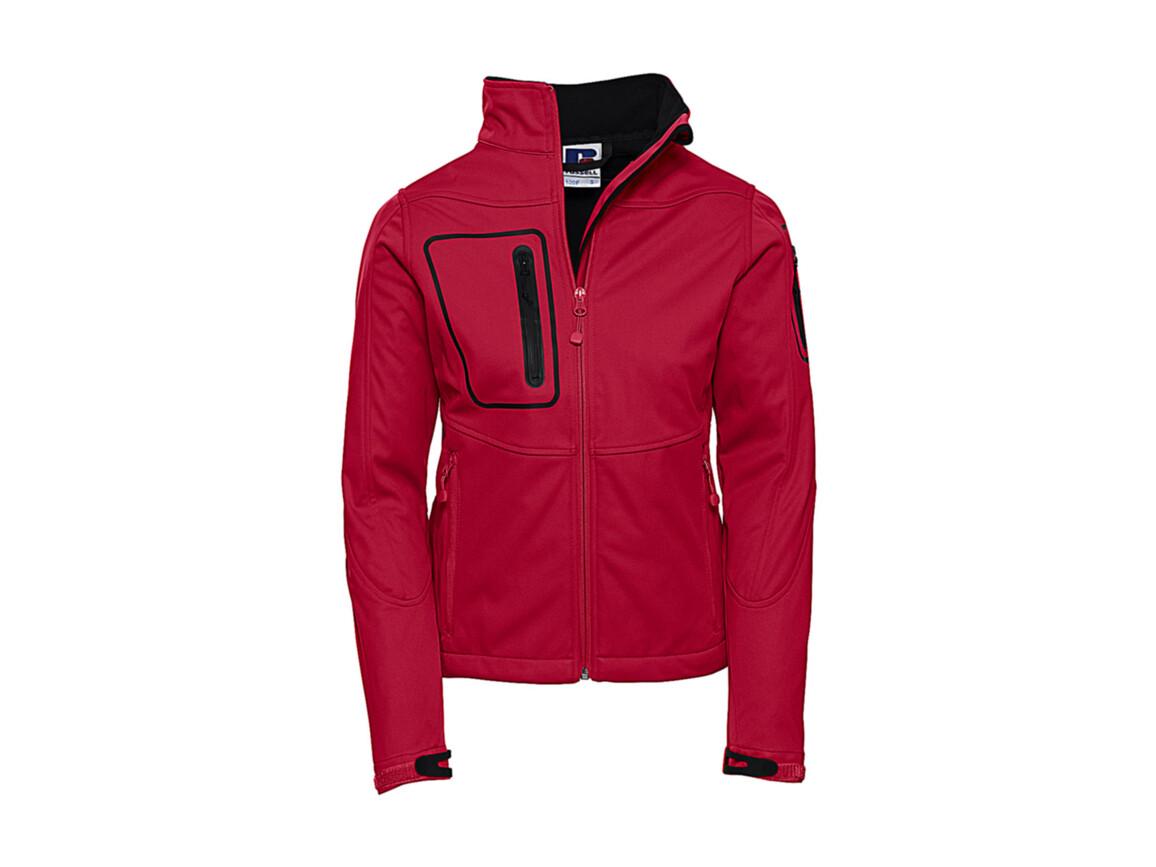 Russell Europe Ladies` Sports Shell 5000 Jacket, Classic Red, 2XL (44) bedrucken, Art.-Nr. 420004017