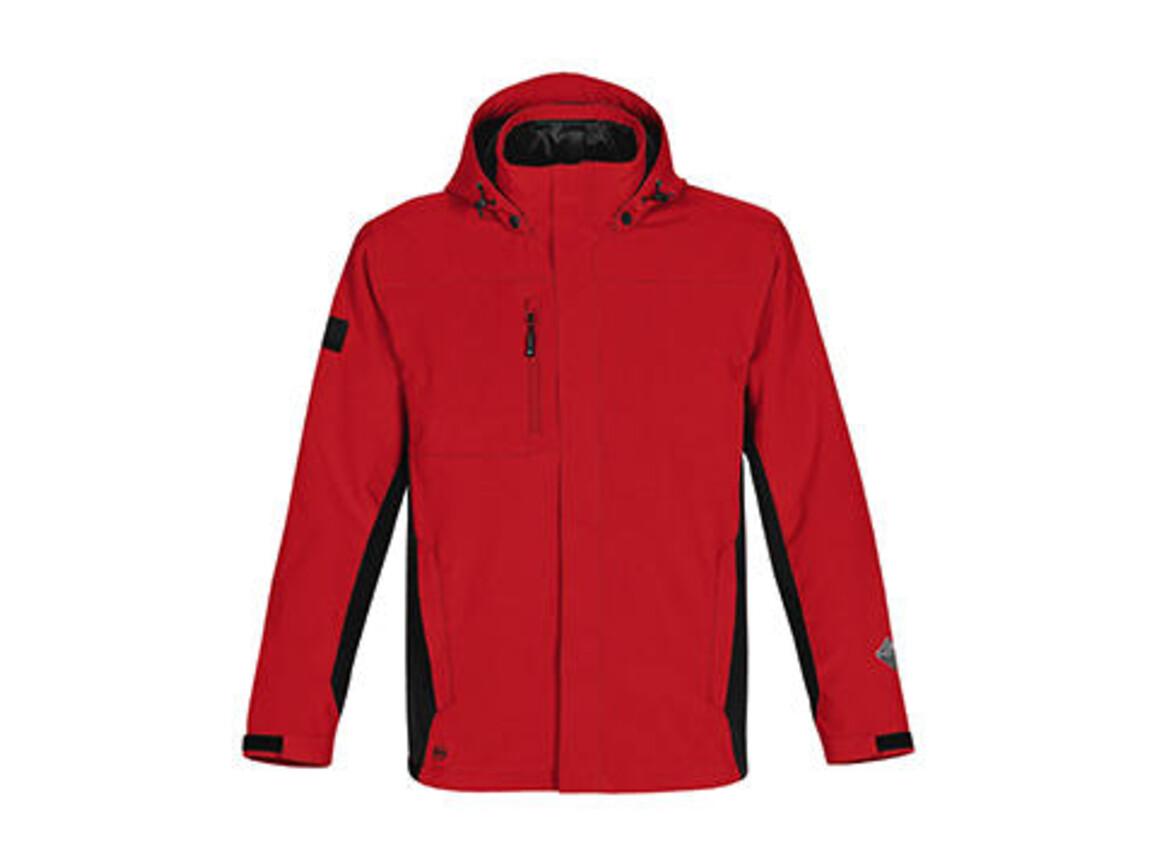 StormTech Atmosphere 3-in-1 Jacket, Stadium Red/Black, 2XL bedrucken, Art.-Nr. 429184636